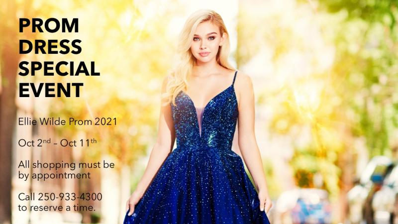 Prom Dress Special Event